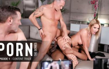 Jessica Drake – Episode 1 – Content Trade (Wicked)